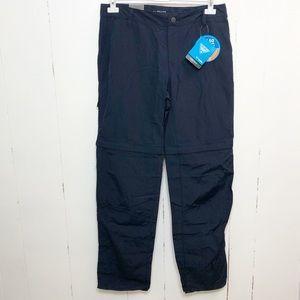 Columbia Straight Leg Convertible Pants
